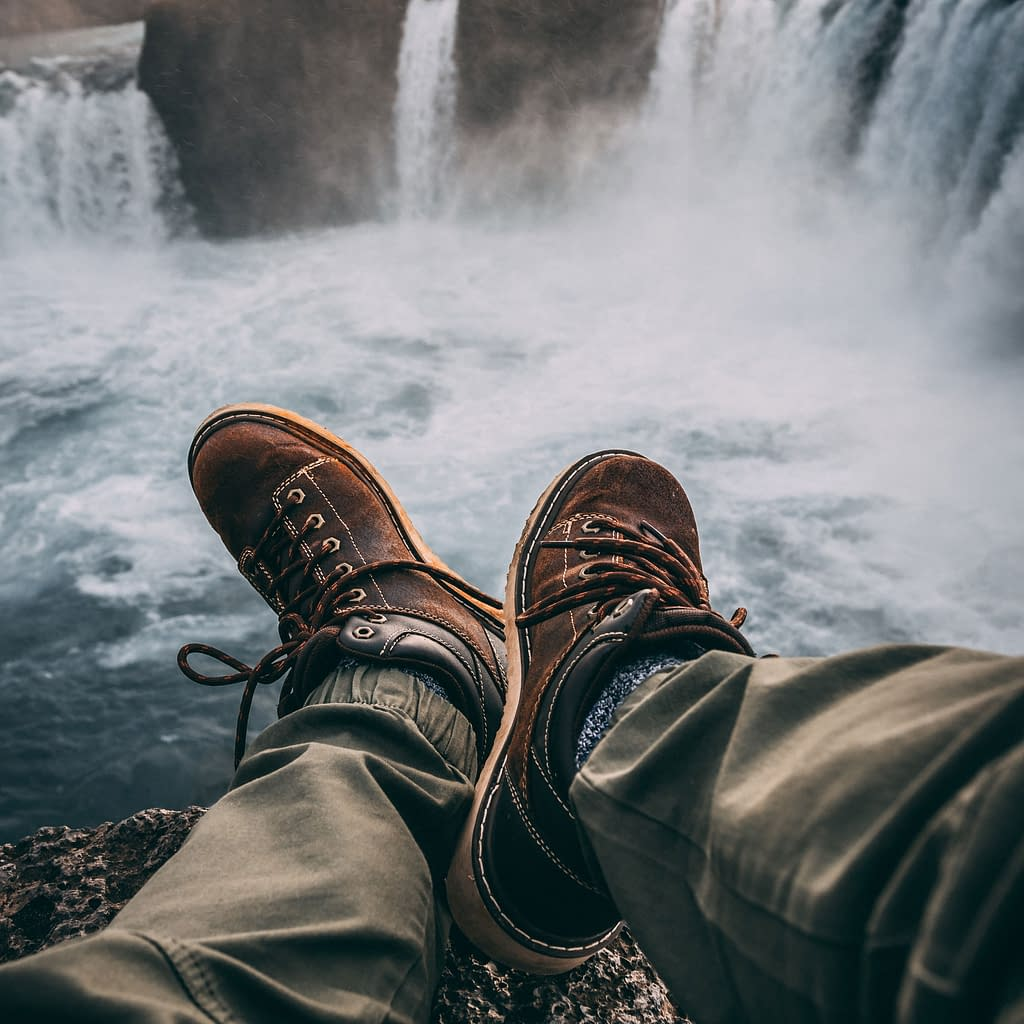 person sitting on rock near waterfalls 1904769 - Los mejores productos online 2021