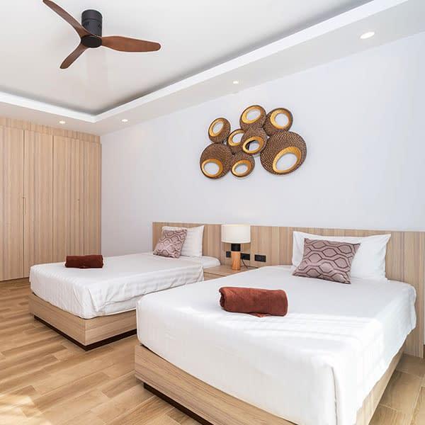 Ventiladores de techo silenciosos para dormir